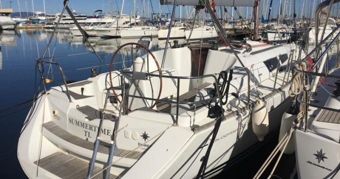 Louez un Jeanneau Sun Odyssey 36i à Hyères