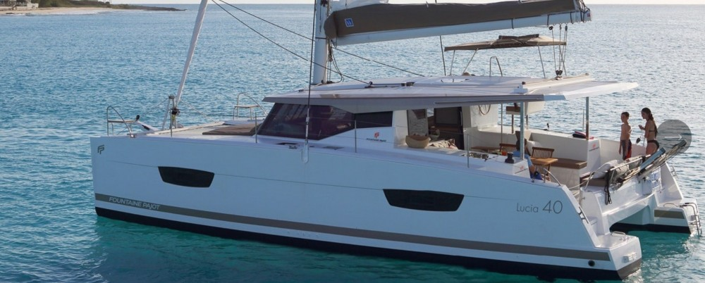 Rental yacht Pointe-à-Pitre - Fountaine Pajot Fountaine Pajot on SamBoat