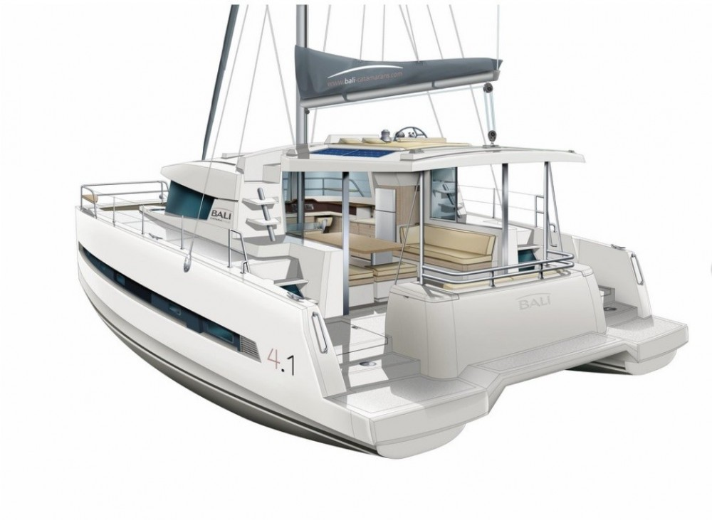 Hire Catamaran with or without skipper Bali Catamarans South Abaco