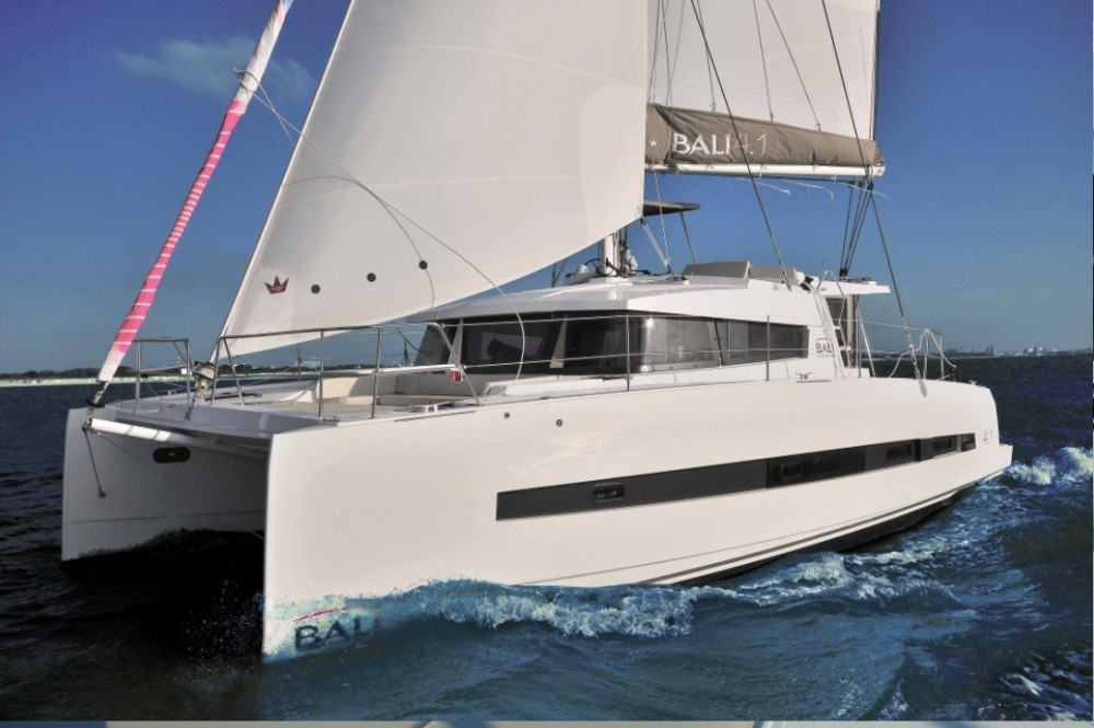 Catamaran for rent South Abaco at the best price