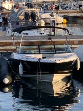 Verhuur Motorboot in Sant Antoni de Portmany - Monterey Monterey 214 FS