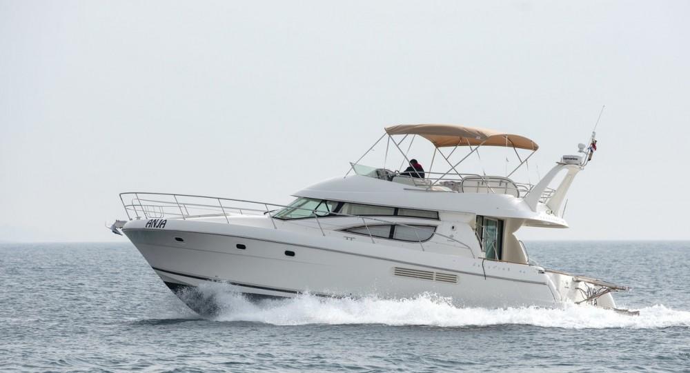 Location bateau Jeanneau Prestige 46 Fly à Croatie sur Samboat