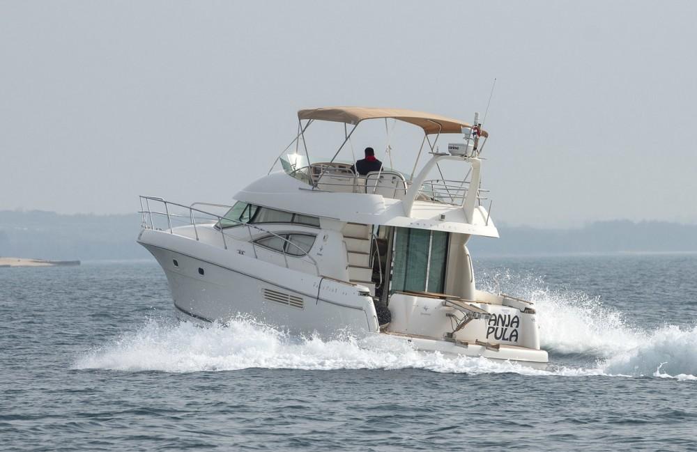 Location bateau Croatie pas cher Prestige 46 Fly