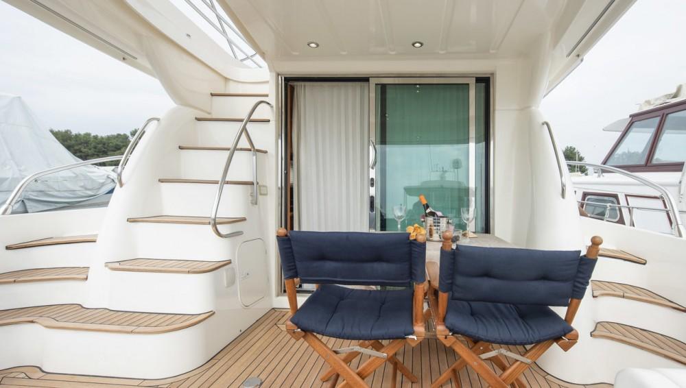 Location yacht à Croatie - Jeanneau Prestige 46 Fly sur SamBoat