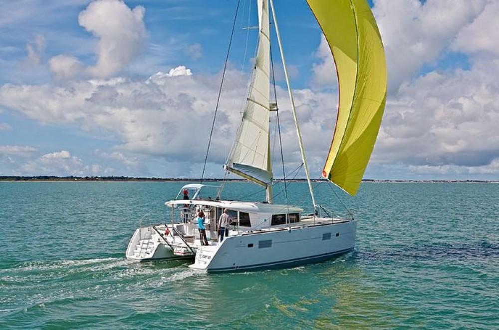 Location Catamaran à Seget Donji - Lagoon Lagoon 400 S2 - 4 + 2 cab.