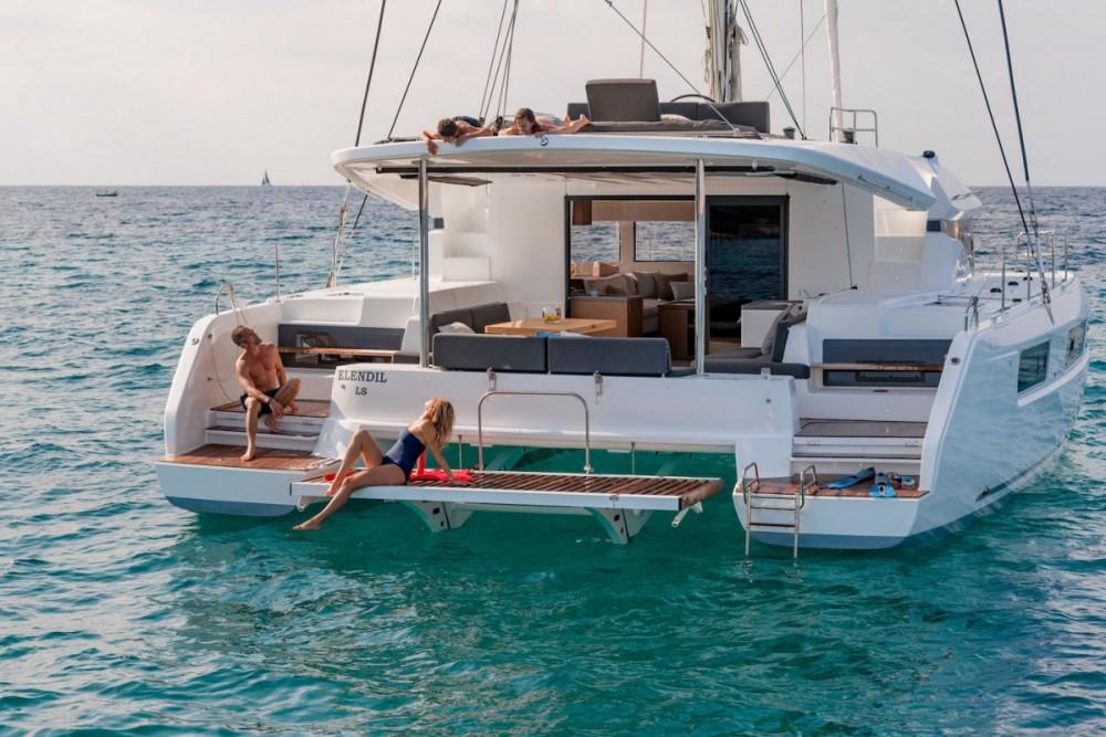 Location Catamaran à Tortola - Lagoon Lagoon 50 - 6 + 2 cab.