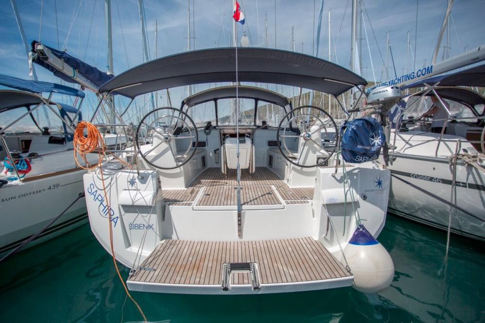 Location Voilier à Croatie - Jeanneau Sun Odyssey 509 - 5 + 1 cab.