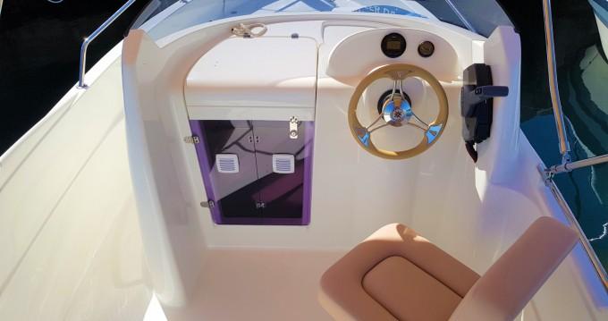 Louer Bateau à moteur avec ou sans skipper Remus à Torrevieja