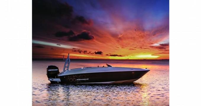 Location bateau Bayliner Element E5 à Noirmoutier-en-l'Île sur Samboat