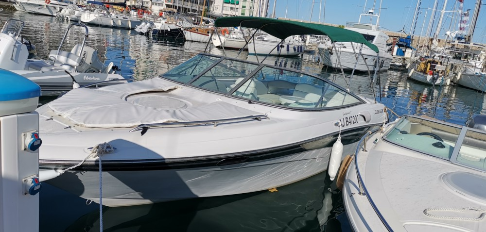 Location yacht à Toulon - Four Winns Sundowner 235 sur SamBoat