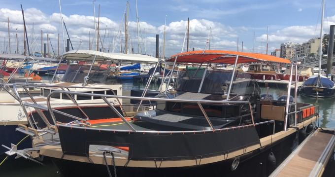 Location bateau Arcachon pas cher Beacher V10.2 Croisière