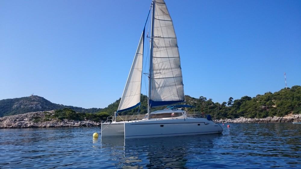Catamaran à louer à Milazzo au meilleur prix