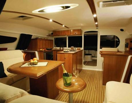 Boat rental Veneto cheap Nautitech 40