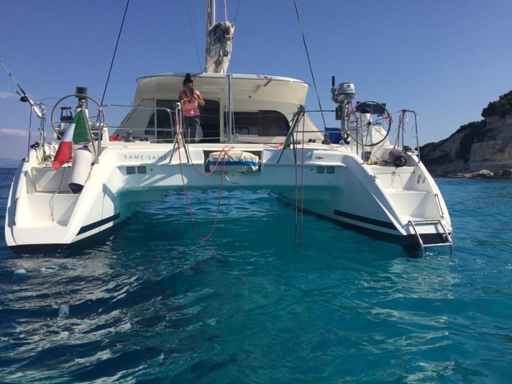 Location Catamaran à Vénétie - Nautitech Nautitech 40