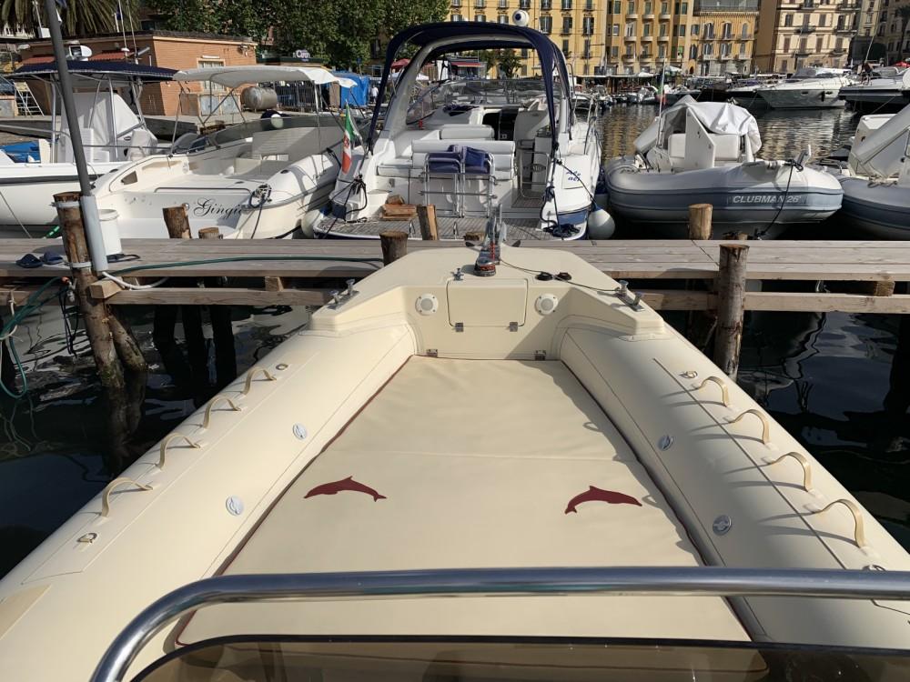 Noleggio yacht Napoli - Solemar 25 offshore su SamBoat