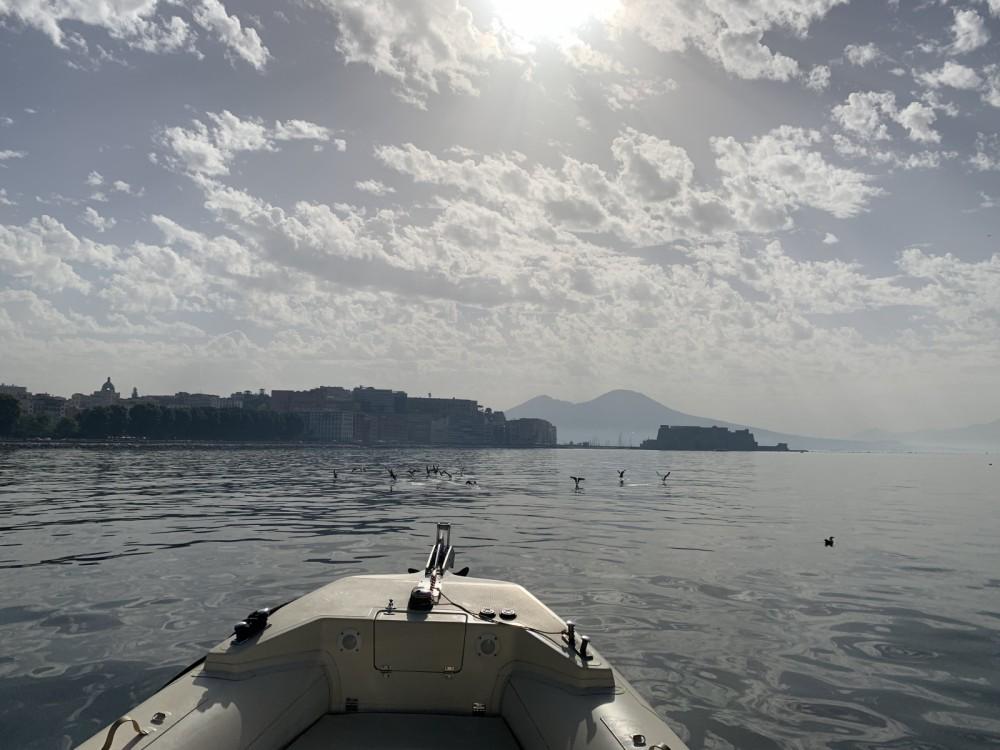 Noleggio barche Solemar 25 offshore Napoli su Samboat