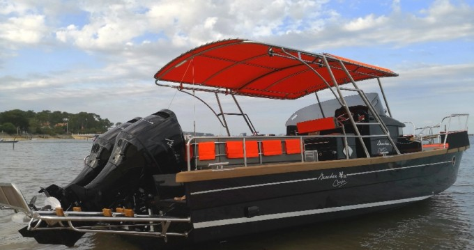 Location bateau Beacher Beacher V10.2 Croisière à Arcachon sur Samboat
