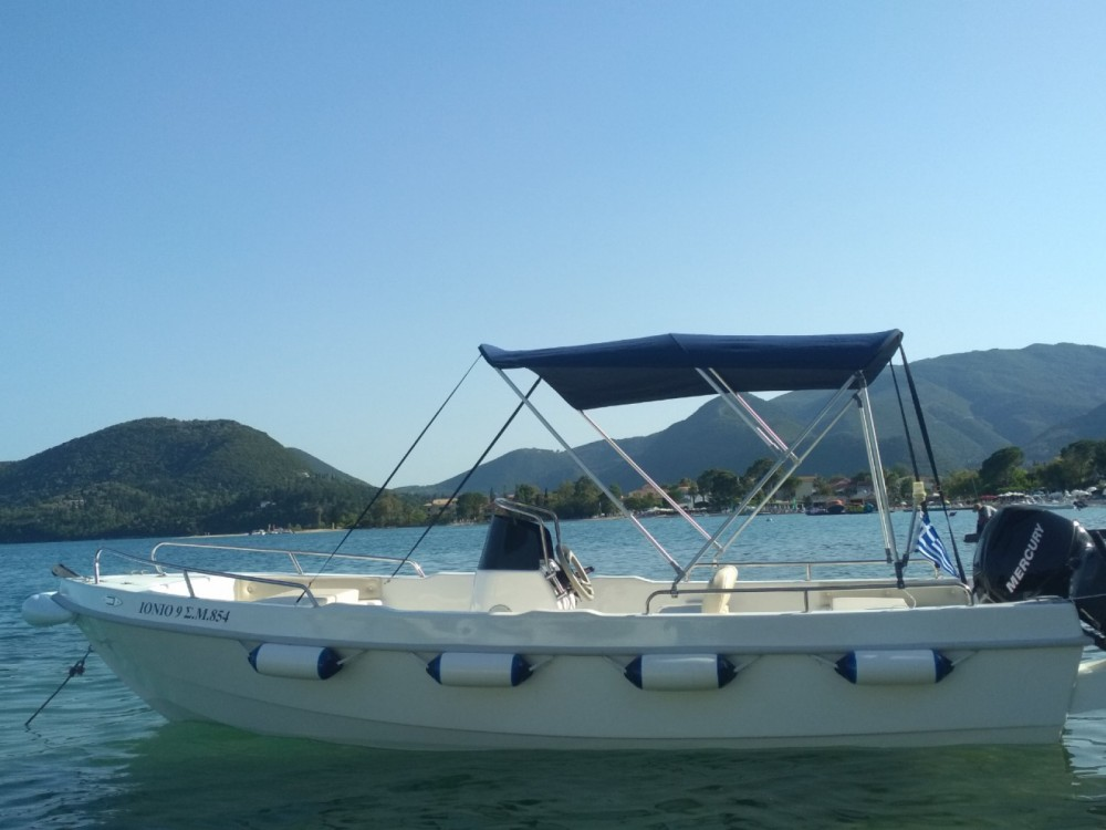 Location bateau PROTEFS AVEE 5.35 à Nydri sur Samboat