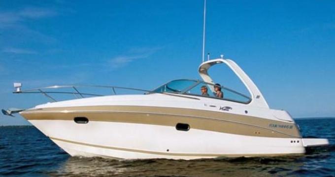 Boat rental Four Winns Vista 288 in Lavagna on Samboat