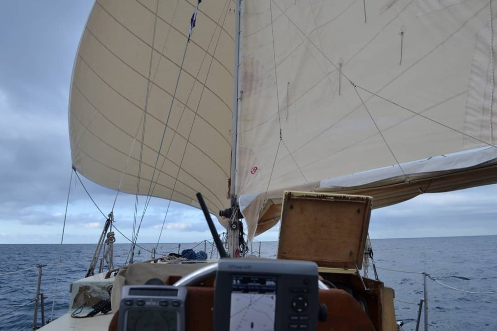 Boat rental SINO AMERICAN YACHTS LANDFALL 39 in Nice on Samboat