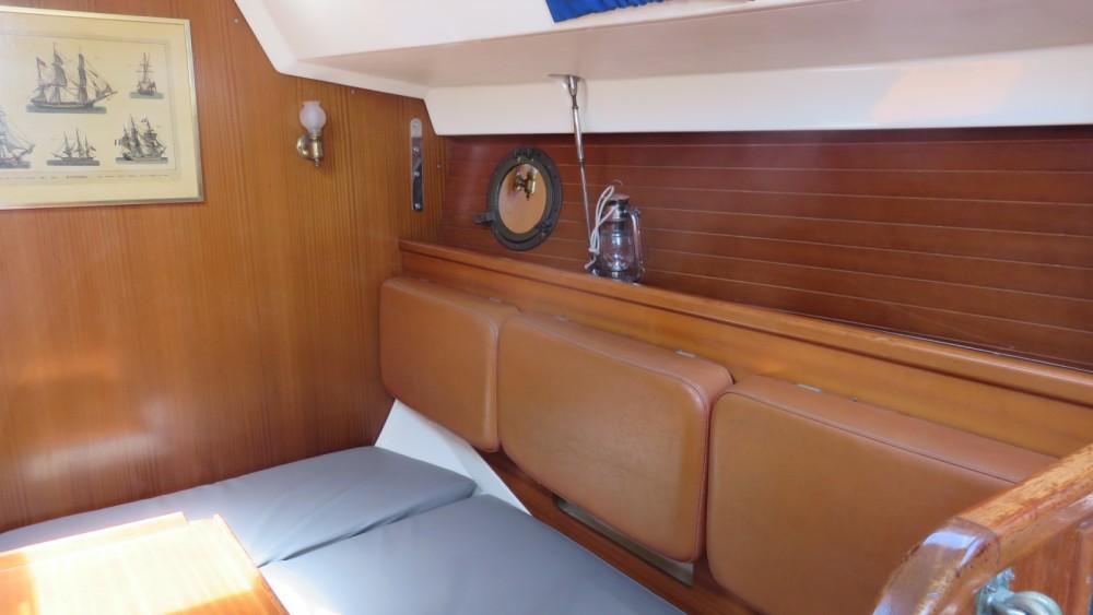 Location bateau Dufour Dufour 31 à Leucate sur Samboat