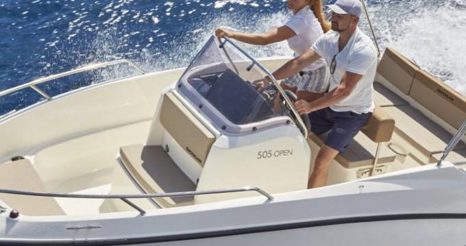 Location yacht à Trogir - Quicksilver Activ 505 sur SamBoat
