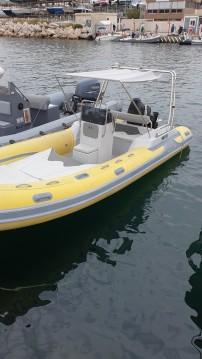 Location bateau Master 6,60 à Marseille sur Samboat