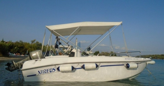 Location yacht à Perigiálion - NIREFS 440 sur SamBoat