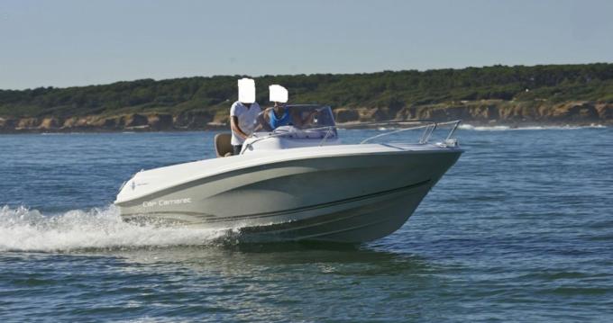Location yacht à Saint-Gilles-Croix-de-Vie - Jeanneau Cap Camarat 5.5 CC Serie 2 Style sur SamBoat