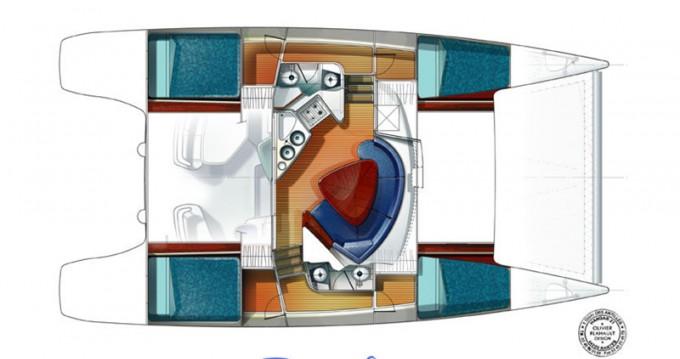 Location yacht à Milazzo - Fountaine Pajot Lavezzi 40 sur SamBoat
