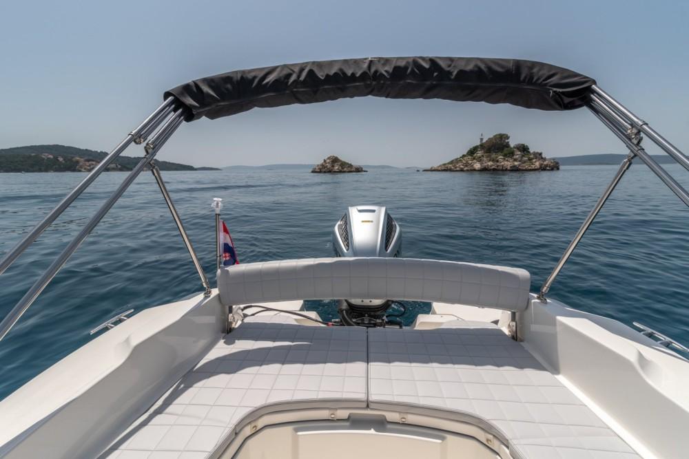 Boat rental Trogir cheap 790 Pro Dynamic