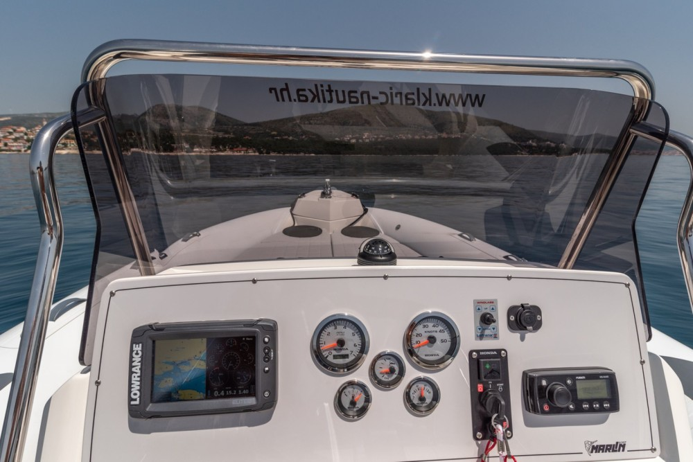 Location bateau Marlin Boat 790 Pro Dynamic à Trogir sur Samboat