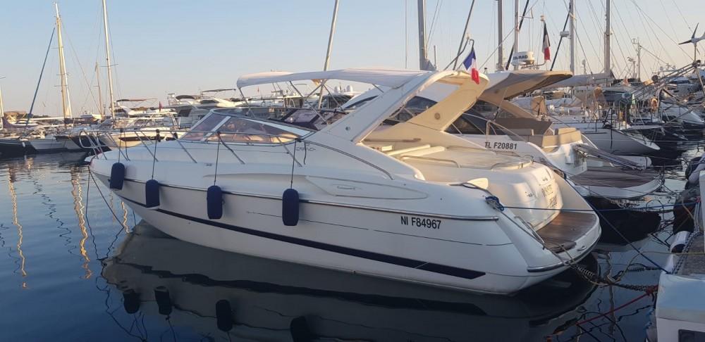 Location Yacht Cranchi avec permis