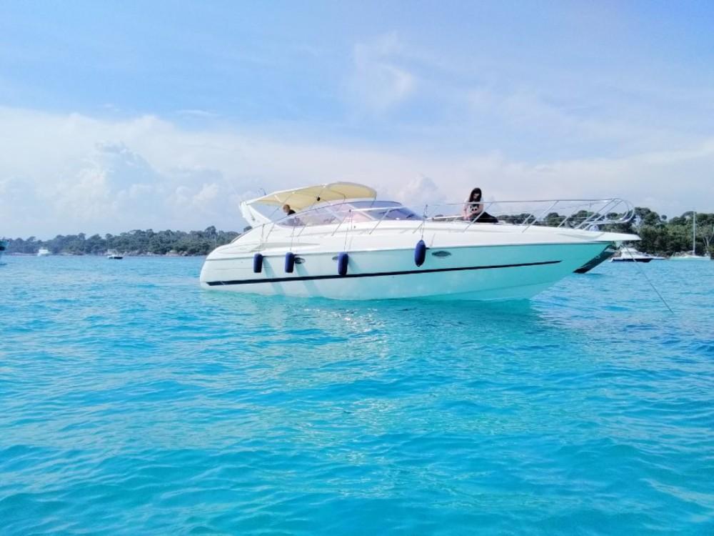 Location bateau Antibes pas cher Cranchi 39