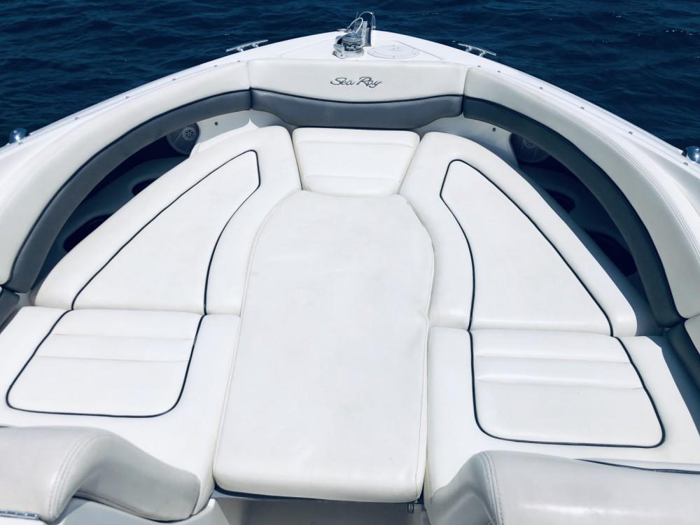Location bateau Ibiza pas cher Sea Ray 295 SLX
