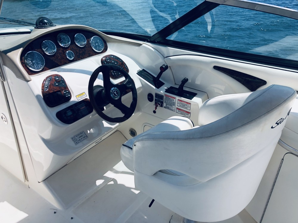 Louez un Sea Ray Sea Ray 295 SLX à Ibiza
