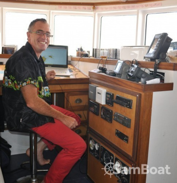 Location Catamaran Caroff avec permis
