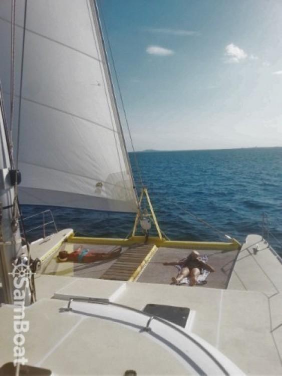 Louer Catamaran avec ou sans skipper Caroff à Hyères