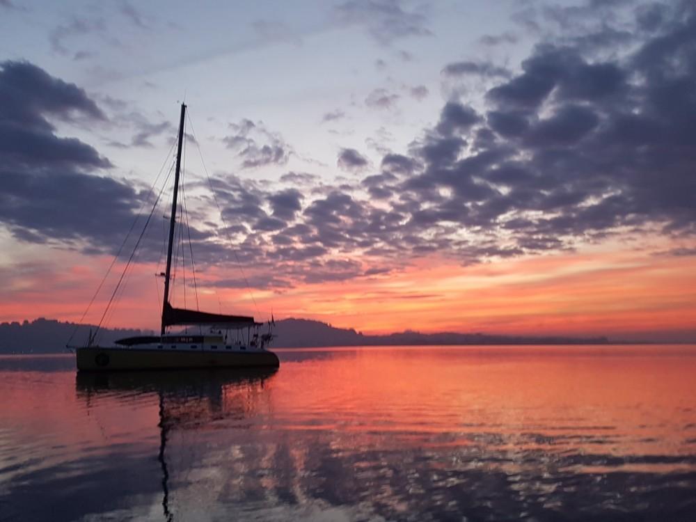 Location Catamaran à Hyères - Caroff LAZZI 1402