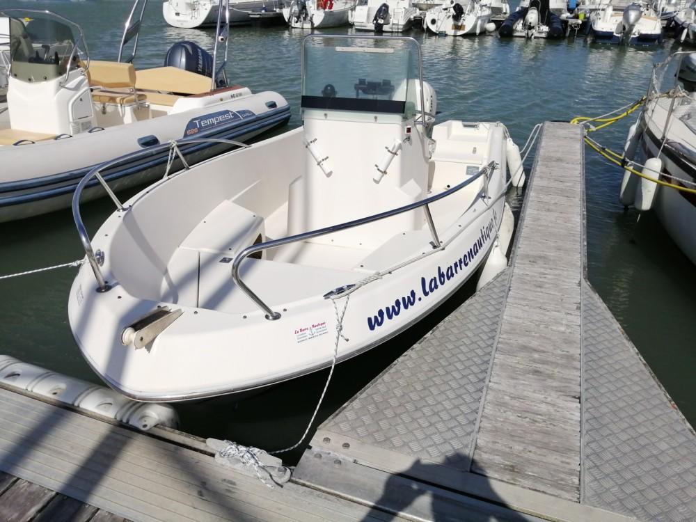 Location yacht à Noirmoutier-en-l'Île - White Shark White Shark 175 sur SamBoat