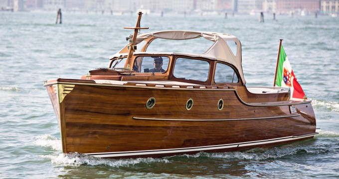 Rental yacht Venice - Pettersson Model R29 OC Pettersson Model R29 OC on SamBoat