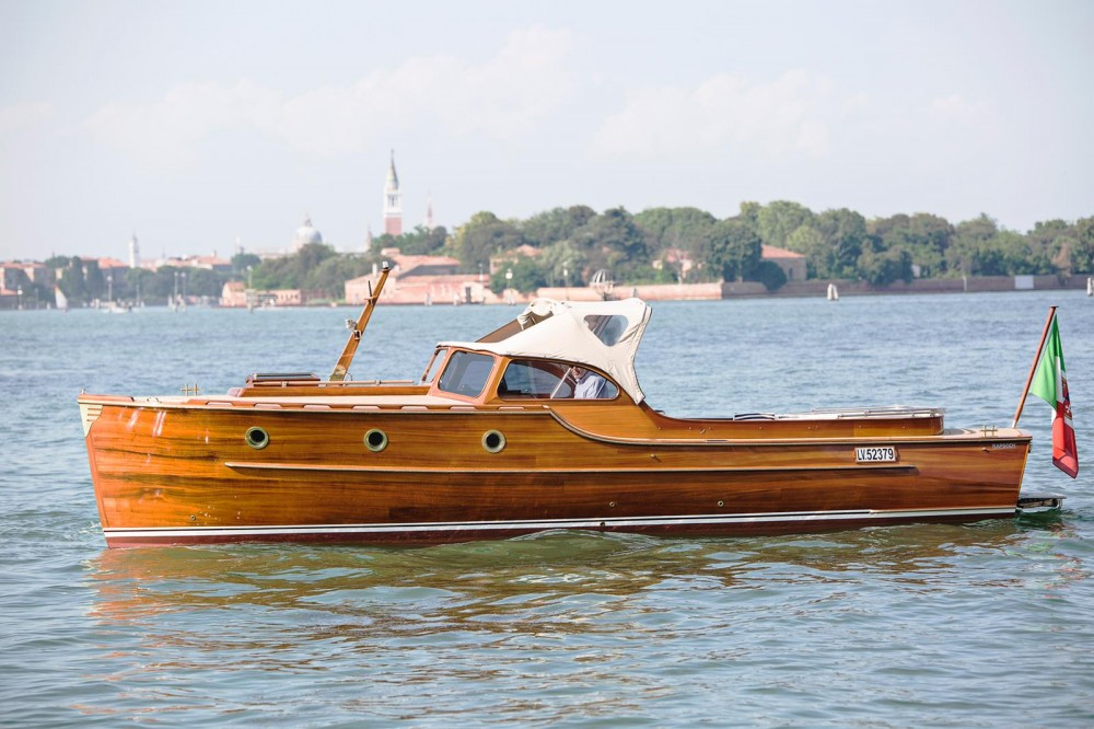 Pettersson Model R29 OC Pettersson Model R29 OC te huur van particulier of professional in Venetië