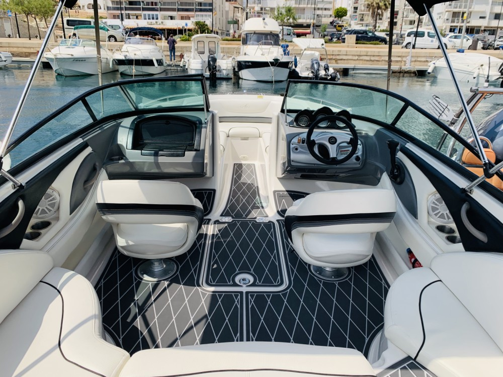 Motor boat for rent Sant Antoni de Portmany at the best price