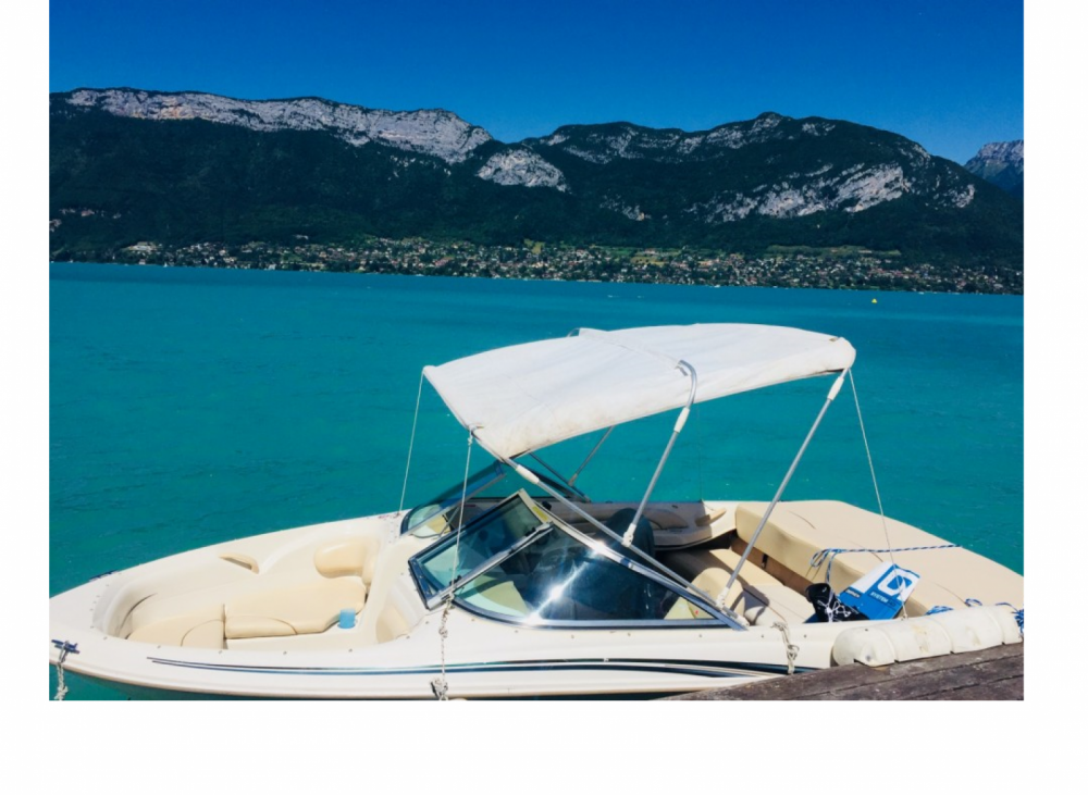 Location bateau Sevrier pas cher BOW RIDER 180