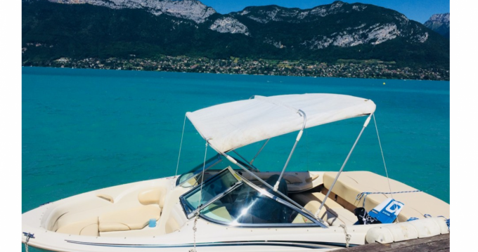 Location yacht à Sevrier - Sea Ray BOW RIDER 180 sur SamBoat