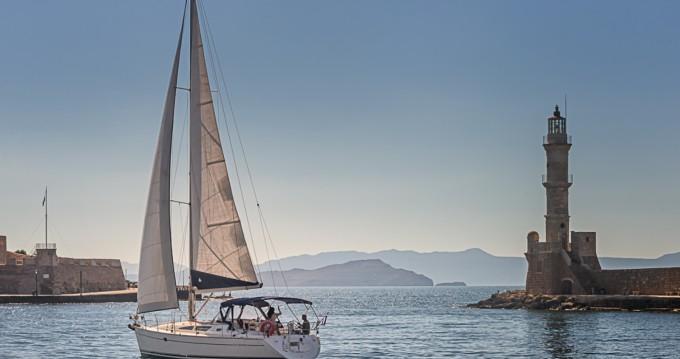 Location bateau Jeanneau Sun Odyssey 40 à Chania sur Samboat