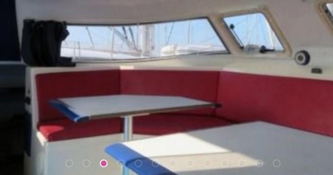 Louez un Fountaine Pajot Antigua 37 à Premià de Mar