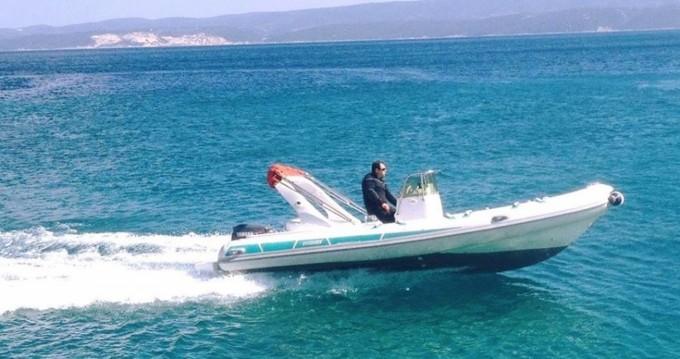 Location bateau Omiš pas cher 620xs
