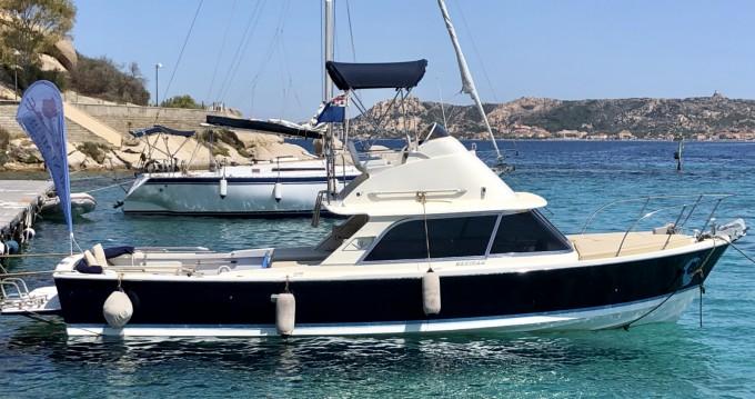 Rental Yacht Bertram with a permit