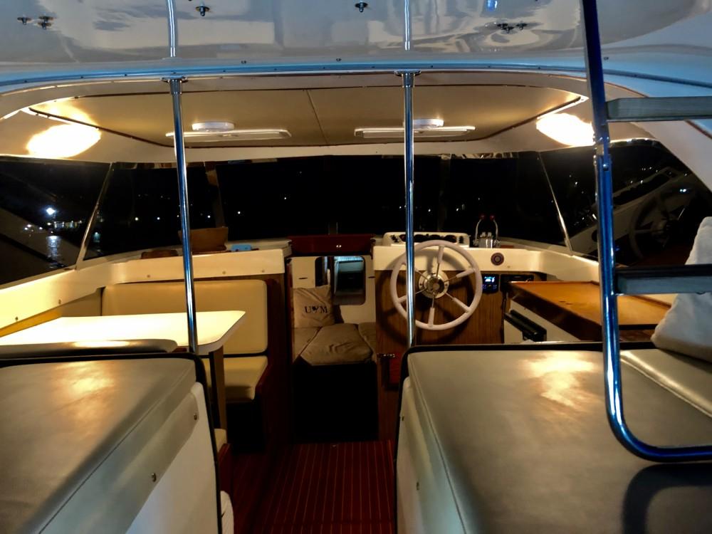 Yacht à louer à Porto Pozzo au meilleur prix